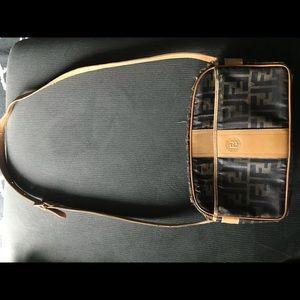 Vintage Fendi Crossbody. 100% Authentic